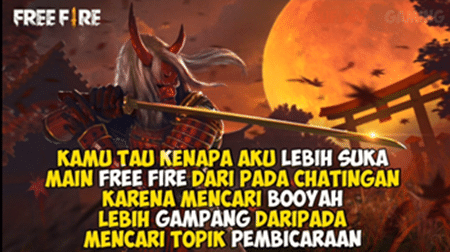 quotes ff indonesia