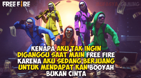 quotes sindiran free fire ke pubg